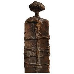 Anthropomorphous Bronze of Sebastiano Fini
