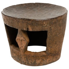 Hollow Tribal Stool