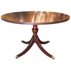 Henkel-Harris Centre Table- Mahogany