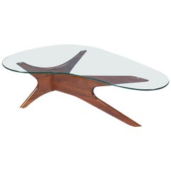 Adrian Pearsall Model 1465-T Coffee Table for Craft Associates