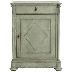 1820s Gustavian Console Cabinet