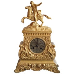19th Century Napoleon Clock