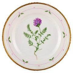 Royal Copenhagen Flora Danica Lunch Plate