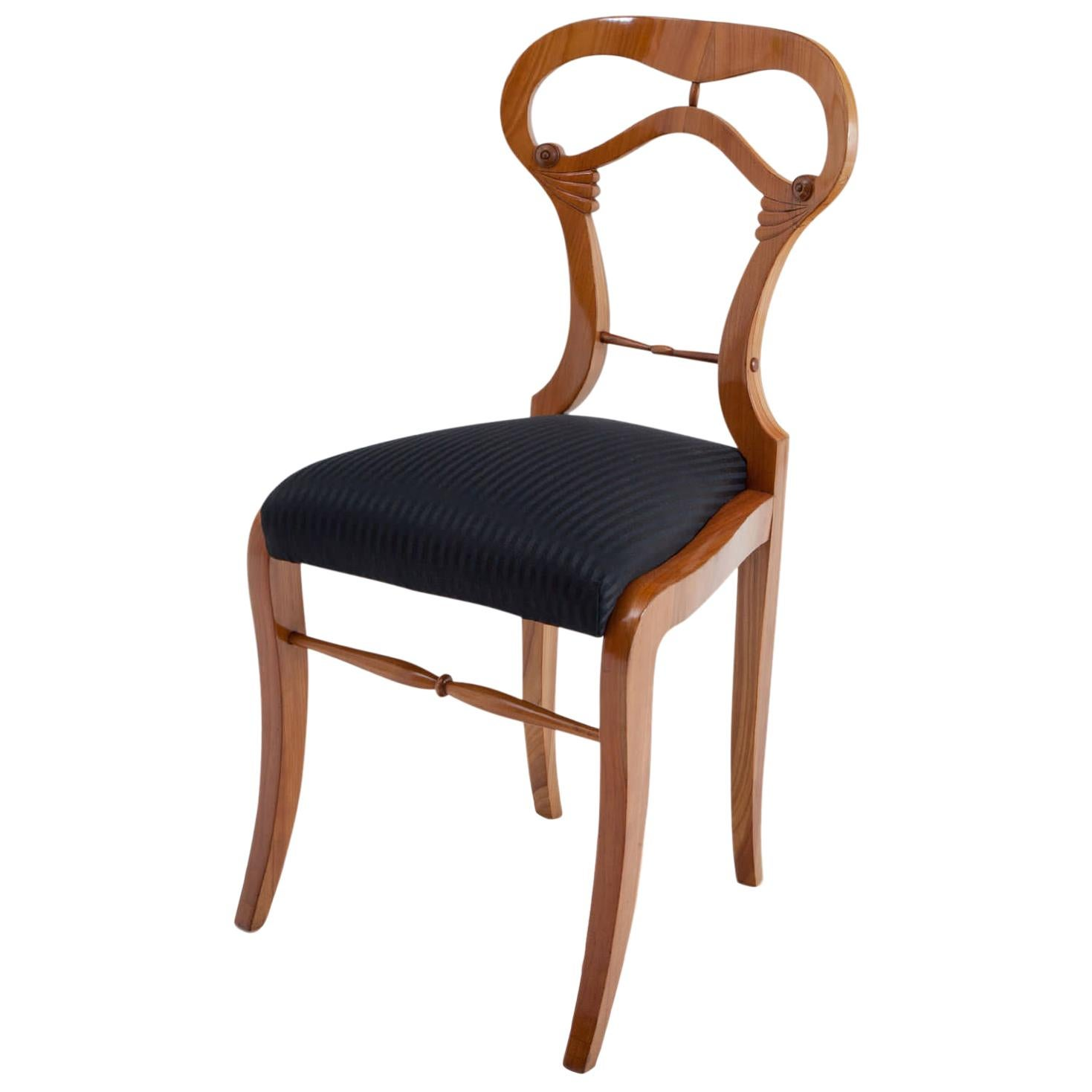 Biedermeier Chair, Prague, Circa 1830