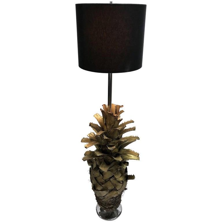 Vintage Palm Tree Floor Lamp, 1960s