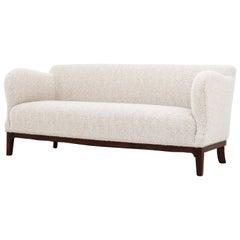 Reupholstered 3-Seat Sofa