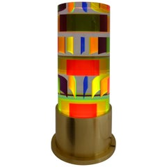 """""""DNA"""" Lamp by Studio Superego, Italy"""