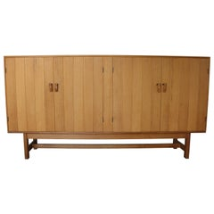 Oak Sideboard by Kurt Ostervig for KP Mobler, 1960