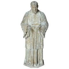 18th Century Statue of Saint Francis of Xavier