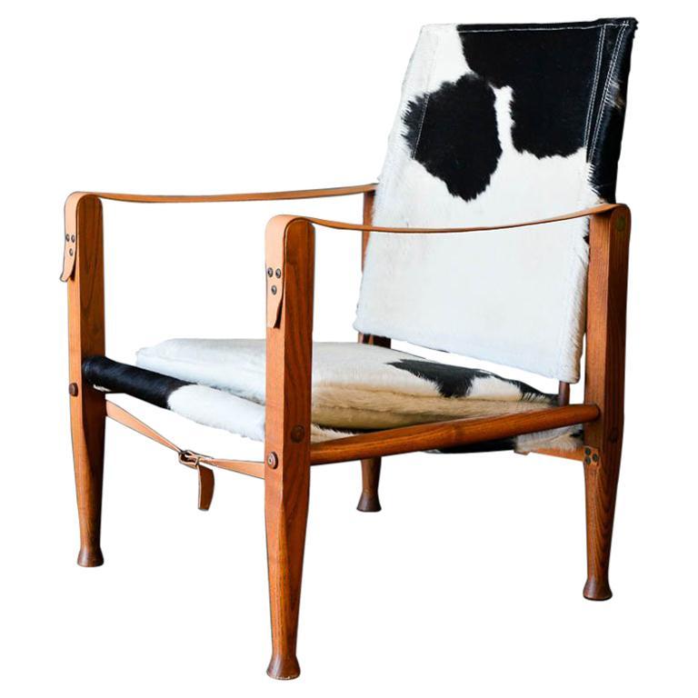 Safari Chair by Kaare Klint, circa 1950