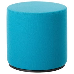 Vitra Panton Visiona Stool in Light Blue by Verner Panton