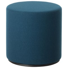 Vitra Panton Visiona Stool in Dark Blue by Verner Panton