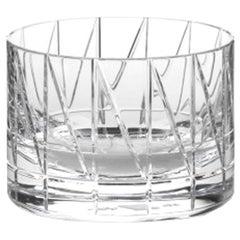 Scholten & Baijings Handmade Irish Crystal Low Glass 'Elements' Series