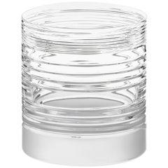 Scholten & Baijings Handmade Irish Crystal Whiskey Glass 'Elements' Series