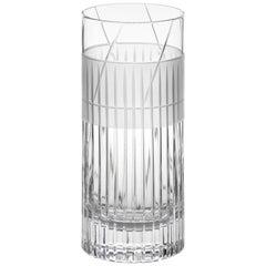 Scholten & Baijings Handmade Irish Crystal High Glass 'Elements' Series