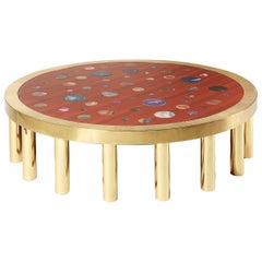 """Cosmos"" Coffee Table by Studio Superego, Italy"