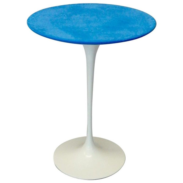 Eero Saarinen for Knoll Tulip Pedestal Side Table