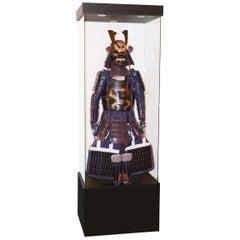 Samuraï Yoroi Armor with Hoshikabuto Helmet