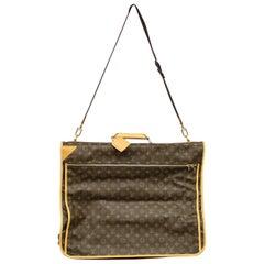 Louis Vuitton Monogram Garment Bag with 5 Hangers