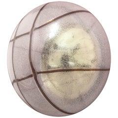 Ceiling Lamp Mazzega 1960-1970 Years Murano Glass