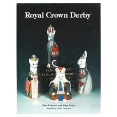 Royal Crown Derby by John Twitchett and Betty Bailey