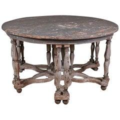 Italian Centre Table or Demilune Tables