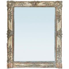 19th Century Regence Style Mirror with Wonderful Old Finish