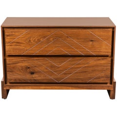 2-Drawer Platfrom Chest by Lawson-Fenning