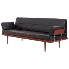 Minerva Sofa by Peter Hvidt & Orla Mølgaard-Nielsen for France & Søn, 1950s