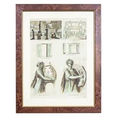 20th-Century Graphic / Antique, Sculptures
