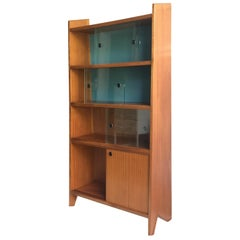 Bookcase Midcentury French Design