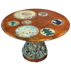 Table circa 1950s Attributed to Pietro Melandri