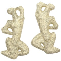 Male Female / Man Woman Frederick Weinberg Wall Sculptures