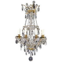 Antique Chandelier, Louis Philippe Style