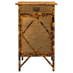 Bamboo Cabinet, circa 1860