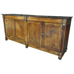 French Empire Period Enfilade