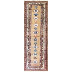 Amazing Antique Persian Serab Runner