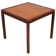 Edward Wormley Game Table by Dunbar
