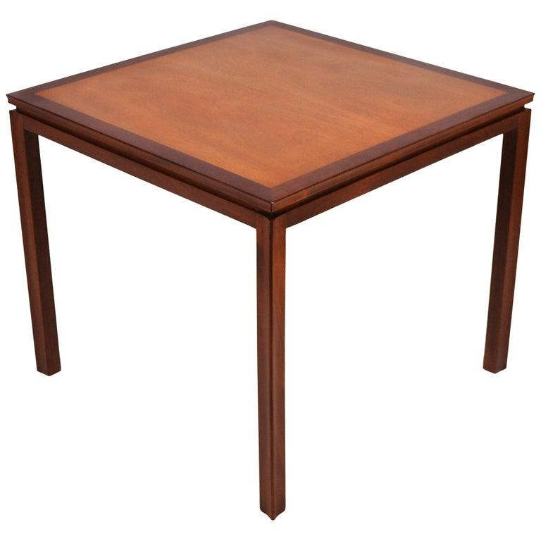 Edward Wormley Game Table by Dunbar