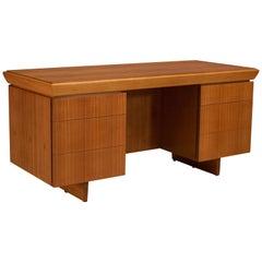 Vintage Paul Laszlo Desk for Brown Saltman