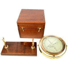 British Aeronautical Compass Made in the 1930s