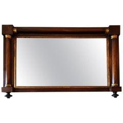 19th Century Dutch Empire Style Mirror