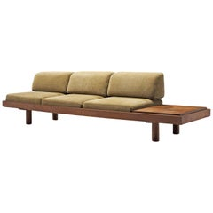 Pierre Chapo L09 Bench in Elm