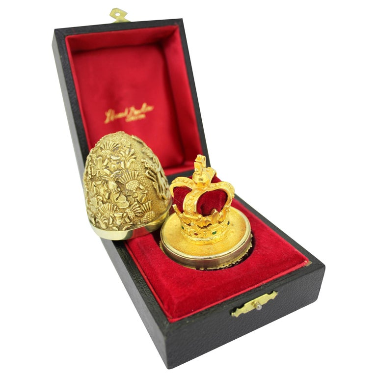 Stuart Devlin Surprise Egg