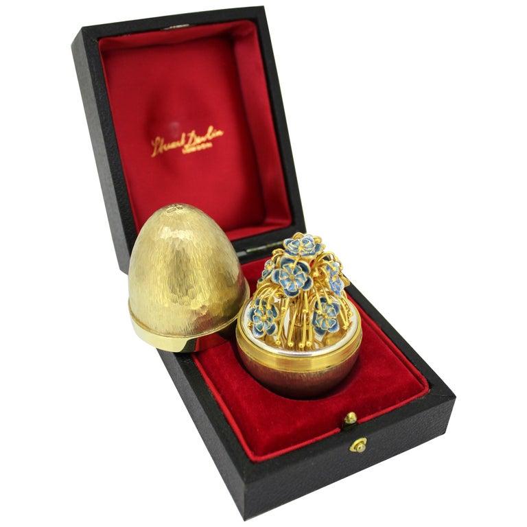 Stuart Devlin Surprise Egg For Sale