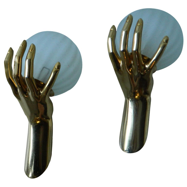 Pair of French Sconces by Arlus