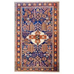 Exquisite Late 19th Century Azari Rug