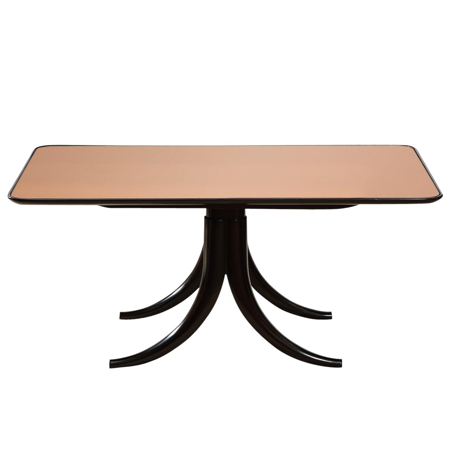 Rare Cocktail Table by Pietro Chiesa for Fontana Arte