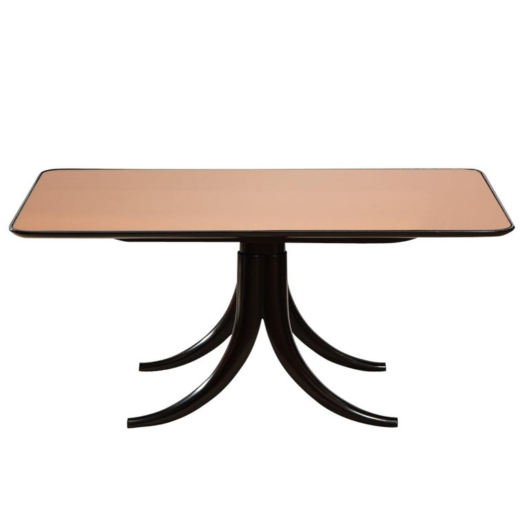 Rare Cocktail Table by Pietro Chiesa for Fontana Arte For Sale