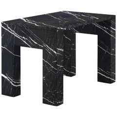 Antiquarian Antigoni Dining Table in Marble